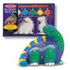 Набор «Динозавры» Melissa & Doug - фото 1