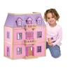 Многоэтажный кукольный домик Melissa & Doug - фото 1