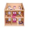 Многоэтажный кукольный домик Melissa & Doug - фото 3