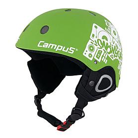 Шлем детский для сноубординга  Campus Seton green