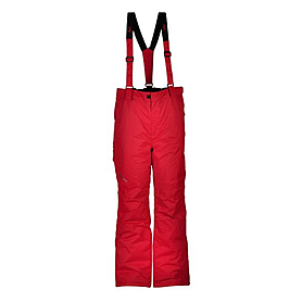 Фото 1 к товару Штаны горнолыжные Campus Cardif красные