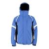 Куртка горнолыжная Campus Lancaster голубой-графитовый-белый - фото 1