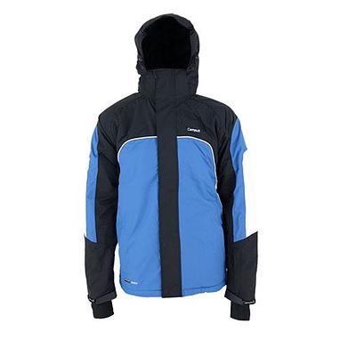 Куртка горнолыжная Campus Newbee голубой-черно-белый