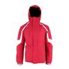 Куртка горнолыжная Campus Rockland красно-белая - фото 1