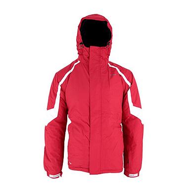 Куртка горнолыжная Campus Rockland красно-белая