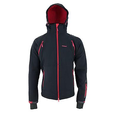 Куртка горнолыжная Campus Tofino черная
