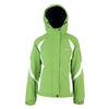 Куртка горнолыжная детская Campus Izaro junior зелено-белая - фото 1