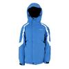 Куртка горнолыжная детская Campus Rockland junior голубая-черно-белая - фото 1