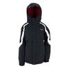 Куртка горнолыжная детская Campus Rockland junior черно-красно-белая - фото 1