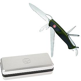 Фото 1 к товару Нож швейцарский Wenger Rangergrip 1.77.178.823 Xmetal1