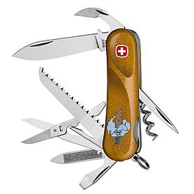 Фото 1 к товару Нож швейцарский Wenger Evolution Mike horn