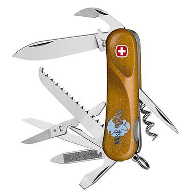 Нож швейцарский Wenger Evolution Mike horn
