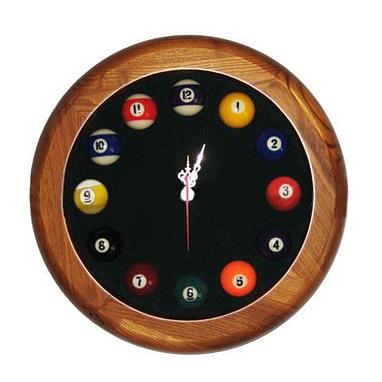 Часы для бильярдной JGPE218
