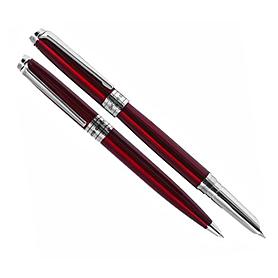 Набор шариковая и перьевая ручки Pierre Cardin PLPR20R/2R