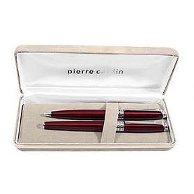 Фото 2 к товару Набор шариковая и перьевая ручки Pierre Cardin PLPR20R/2R