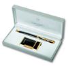 Набор шариковая ручка и зажигалка Pierre Cardin PC2428BP - фото 1