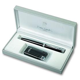 Набор шариковая ручка и зажигалка Pierre Cardin PC2418BP