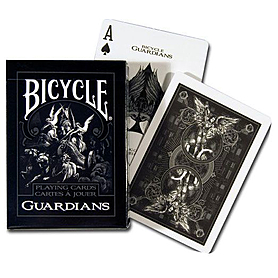Фото 1 к товару Карты игральные Bicycle «Guardians» Экспедиция