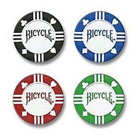 Фото 1 к товару Фишки для покера Bicycle Экспедиция