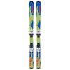 Лыжи горные детские Head Peak Team 87 см + крепления SL45 - фото 1
