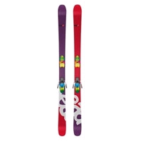 Лыжи горные Head sbc 79 154 см + крепления Mojo 11 Wide 88 multicolour
