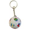Брелок - футбольный мяч - фото 1