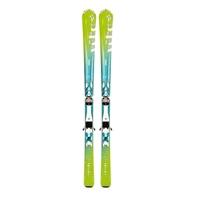 Лыжи горные Volkl Estrella green 151 см + крепления 3Motion 10.0
