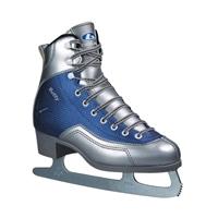 Коньки женские фигурные Botas Betty silver/blue '08