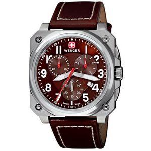 Набор Wenger часы 77014 + нож 1.17.09.830