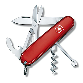 Фото 1 к товару Нож швейцарский Victorinox Compact 1.3405