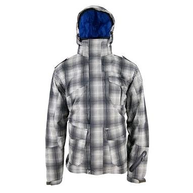 Куртка для сноубординга Campus Hermes JCK коричневая
