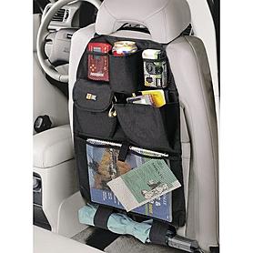 Фото 1 к товару Накидка-органайзер на спинку переднего сиденья