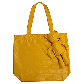 Мамочкина сумка-мишка 683533 желтая