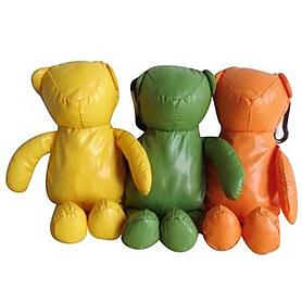 Фото 4 к товару Мамочкина сумка-мишка 683533 желтая