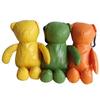 Мамочкина сумка-мишка 683533 желтая - фото 4