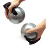 Мячи-утяжелители для фитнеса 2 шт по 1 фунту Toning ball - фото 1