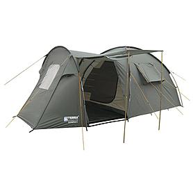Фото 1 к товару Палатка четырехместная Terra incognita Olympia 4 хаки