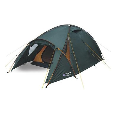 Палатка трехместная Terra incognita Ksena 3 alu