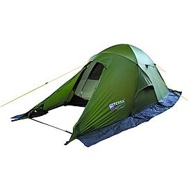 Палатка двухместная Terra incognita Baltora 2 зеленая
