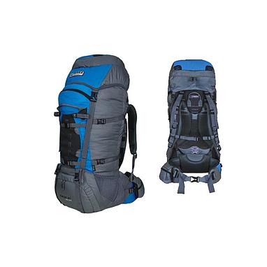 Рюкзак туристический Terra Incognita Concept 60 Pro Lite сине-серый