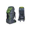 Рюкзак туристический Terra Incognita Concept 60 Pro Lite зелено-серый - фото 1
