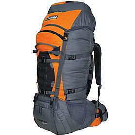 Рюкзак туристический Terra Incognita Concept 75 Pro Lite оранжево-серый