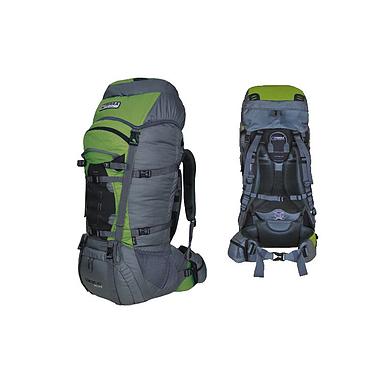 Рюкзак туристический Terra Incognita Concept 75 Pro Lite зелено-серый