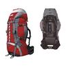 Рюкзак туристический Terra Incognita Vertex Pro 80 красно-серый + подарок - фото 1