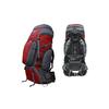 Рюкзак туристический Terra Incognita Discover Pro 70 красно-серый - фото 1