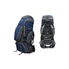 Рюкзак туристический Terra Incognita Discover Pro 85 сине-серый - фото 1