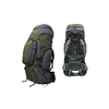Рюкзак туристический Terra Incognita Discover Pro 100 зелено-серый - фото 1
