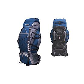 Фото 1 к товару Рюкзак треккинговый Terra Incognita Trial Pro 90 сине-серый