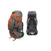 Рюкзак туристический Terra Incognita Discover 55 оранжево-серый + подарок - фото 1