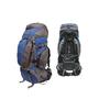 Рюкзак туристический Terra Incognita Discover 70 сине-серый + подарок - фото 1